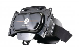 Android Virtual-Reality Glasses Black