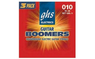 GHS Strings GBL-3 SET