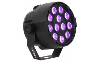 Ibiza Light Foco PAR Mini 12x2W UV