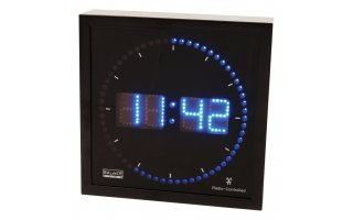 Reloj LED de pared