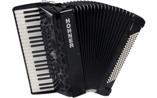 Hohner BRAVO III 120 BLACK NEW