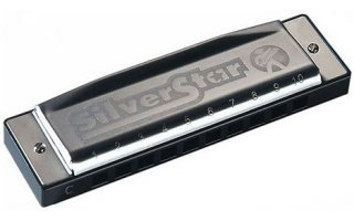 Hohner Silver Star A 504/20X