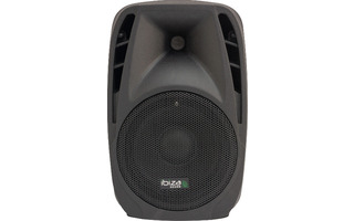 "Ibiza BT8A - Bafle activo 8"" con lector USB/SD + Bluetooth"