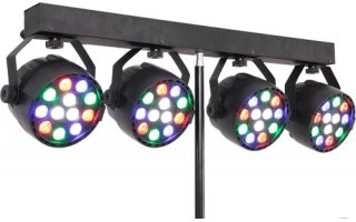 Ibiza Light DJ Light 80 LED