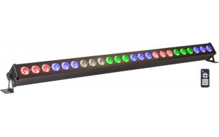 Ibiza Light LED BAR 24 RC