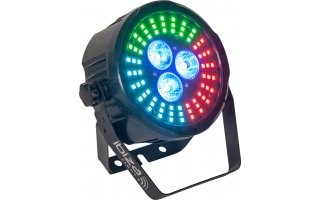 Ibiza Light Par LED 318 FX2