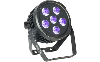 Ibiza Light Par LED 606 UV