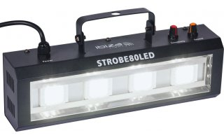 Ibiza Light Strobe 80 LED