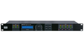 DAP Audio DCP-24 MKII Cross-over digital 2 entradas / 4 salidas