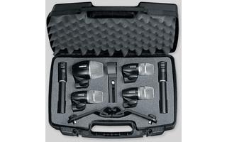 Juego de micrófonos para batería Shure PGDMK6