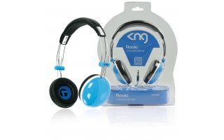 Auriculares Rooki - innocent sinner en color azul