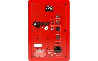 Mas imagenes de KRK RP6-G2 FR - Rojo Ferrari