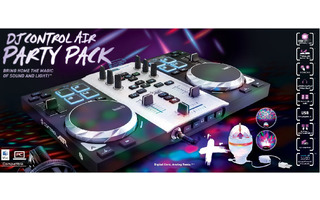 Hercules DJ Control AIR Party Pack