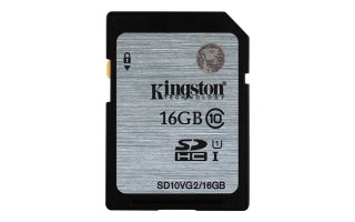 Kingston SD10VG2 16GB - UHS