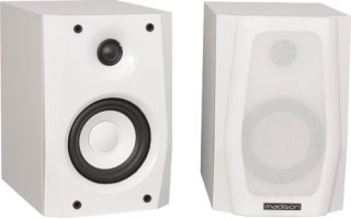 Koda 4WH - Pareja de altavoces HiFi en color blanco