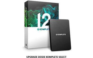 Komplete 12 Upgrade desde Komplete Select