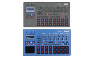 Korg Electribe 2 DJ SET - Blue Grey