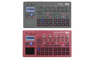 Korg Electribe 2 SET - Grey Red