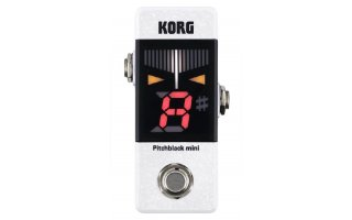 Korg Pitchblack Mini Blanco