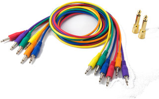 Imagenes de Korg SQ cable 6 mini-jack