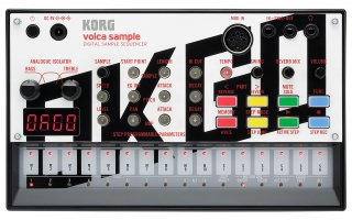 Korg Volca Sample OK GO Edition