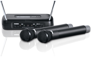 LD Systems ECO 2 - Set inalambrico 2 x Mic. dinámicos