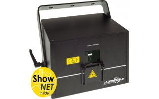 LaserWorld DS-2000RGB ShowNet