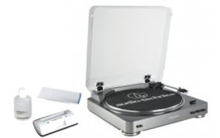 Listen Vinyl AT-LP60 USB Portable