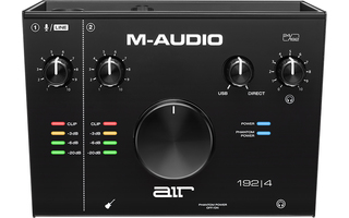 M-Audio AIR Series 192/4