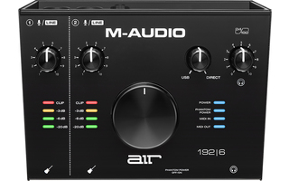 M-Audio AIR Series 192/6