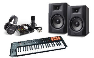 M-Audio Bundle Home Recording - Pro Studio