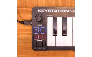 Imagenes de M-Audio Keystation Mini 32 Mk3