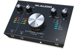 M-Audio M-Track 2x2M - Stock B