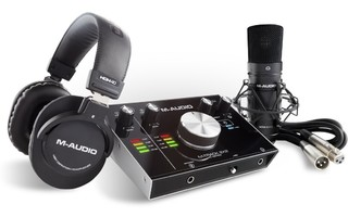 M-Audio M-Track 2x2 Vocal Studio Pro - Stock B