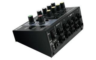 Mesa de mezclas de 4 canales para micr fono djmania - Mesa de mezclas 2 canales ...