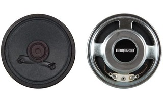 MINI ALTAVOZ - 1W / 8 OHM - Ø 77mm