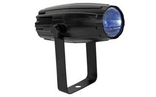 Mini foco LED Pin Spot - 3W - Lentes de color intercambiables
