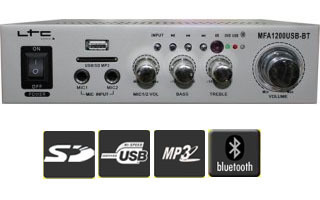 Madison MFA 1200 USB Bluetooth plata