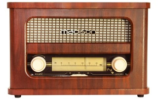 Imagenes de Madison Retro Radio