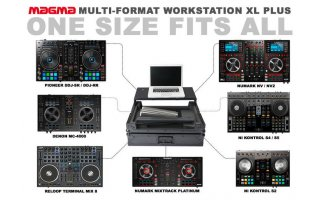 Imagenes de Magma Multi Format WorkStation XL Plus