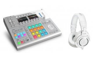 Maschine Studio Blanca + A&T ATH-M50x WH