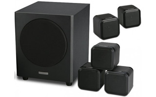 Mission M-Cube 5.1 System