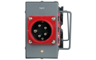 Imagenes de Showtec Split-Power 32 Distribuidor con fusible