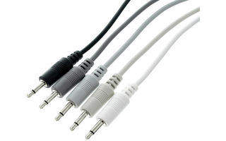 Imagenes de Moog Mother 32 Patch Cables 30 cm