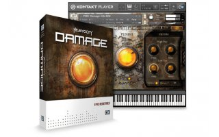 Native Instruments Damage