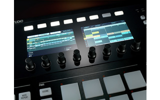 Imagenes de Native Instruments Maschine Studio