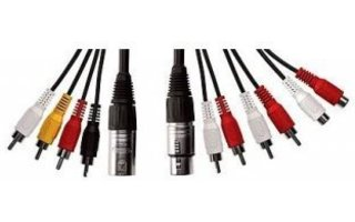 Traktor Scratch Multicore Cables