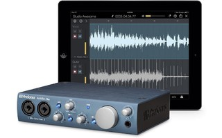 PreSonus AudioBox iTwo 2X2