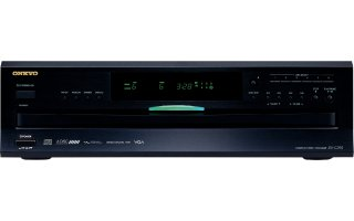 Onkyo CD/MP3 DX-C390 - Negro
