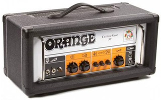 Orange CUSTOM SHOP 50 BK